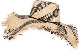 Shady Lady Wide-Brim Floppy Beach Hat - ShopStyle