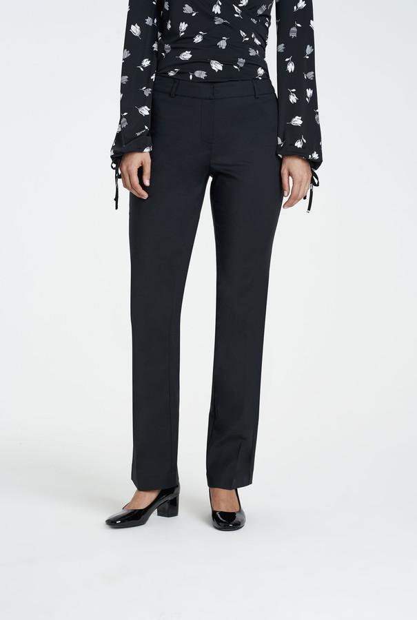 Long Tall Sally Clean Sharp Bootcut Suit Trouser