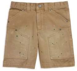 Ralph Lauren Toddler's, Little Boy's& Boy's Carpenter Cotton Shorts