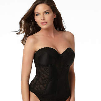 Va Bien Low-Back Underwire Bustier - 523