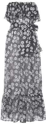 Lisa Marie Fernandez Sabine floral-printed cotton dress