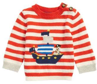 Mini Boden Ahoy Matey Sweater