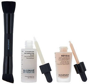 Algenist Concentrated Serum & Foundation Serumwith Brush