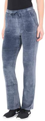 Deha VELOUR STRAIGHT PANTS Casual trouser