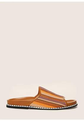Derek Lam Oni Cotton Slide