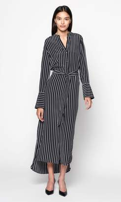 Equipment CONNELL SILK MAXI DRESS