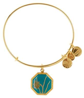 Alex and Ani Truth and Honor Narcissus Wire Bangle