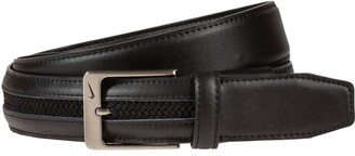 Nike G-Flex Woven Leather Belt