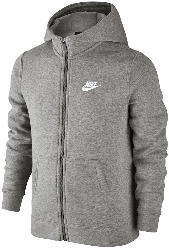 Nike Boys 8-20 Nike Full-Zip Club Hoodie