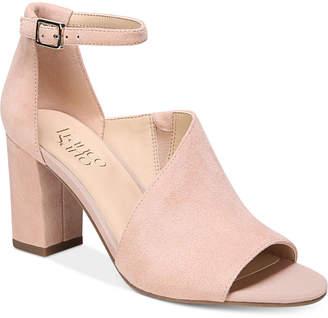 Franco Sarto Gayle Block-Heel Dress Sandals Women's Shoes