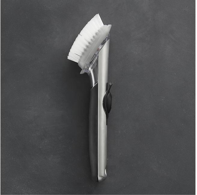 OXO Soap Dispensing Dish Brush