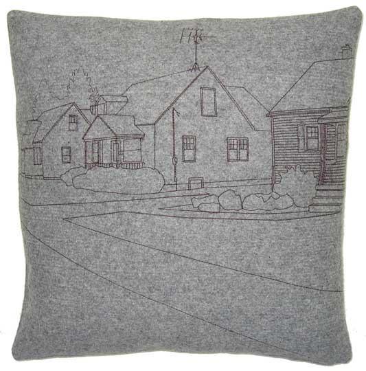 K Studio - Neighborhood Pillow
