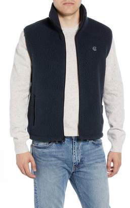 Todd Snyder Fleece Zip Vest