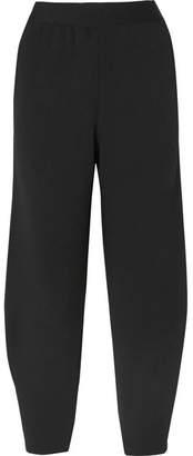 Stella McCartney - Cady Straight-leg Pants - Black