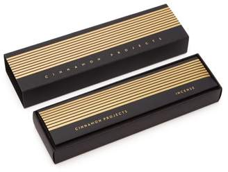 Cinnamon Projects - Series 01 Incense Sticks - Black