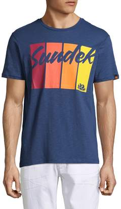 Sundek Men's Cotton Hubert T-Shirt