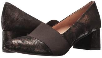 French Sole Zed Women's Slip-on Dress Shoes