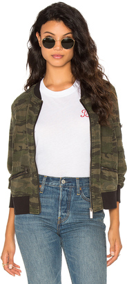 Sanctuary Bomber Jacket $149 thestylecure.com