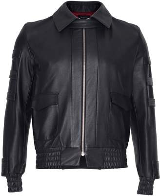 Ama Bonsu - Daam Leather Jacket
