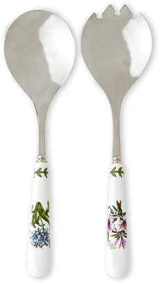Portmeirion Set of 2 Botanic Garden Salad Servers