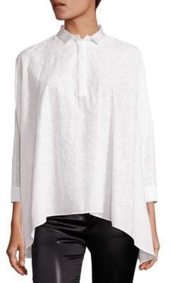 Giamba Daisy Cotton Shirt