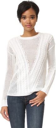 PAIGE Armory Sweater $239 thestylecure.com