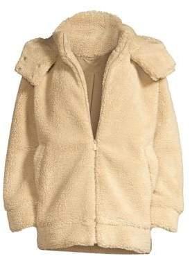 Alo Yoga Norte Teddy Coat