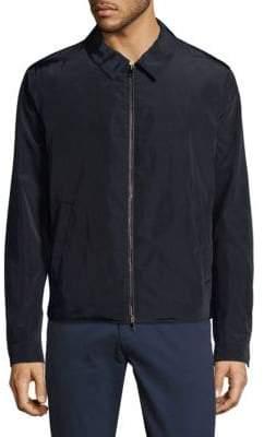 Pal Zileri Full-Zip Collared Jacket