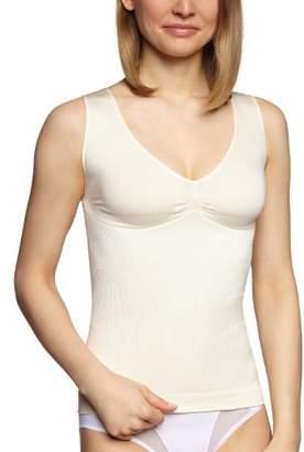 Belly Cloud bellycloud Women's Vest - Off-White - 12/14