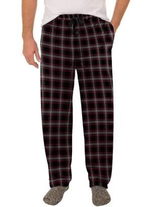 Fruit of the Loom Men's Printed Fleece Sleep Pant