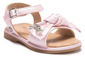 44267db075 Juicy Couture Rodeo Knotted Bow Sandal (Baby   Toddler)