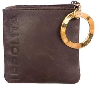 Ippolita Leather Key Pouch