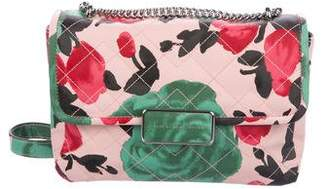 Marc by Marc Jacobs Floral Quilted Coated Canvas Bag