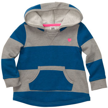 Carter's French Terry Hooded Tunic