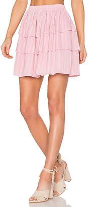 Steele Moonlight Frill Skirt