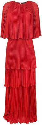Capucci maxi pleated dress