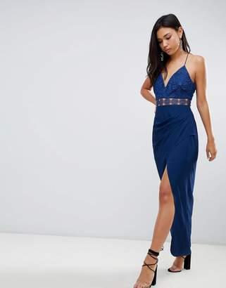 Style Stalker Stylestalker Emilia Wrap Maxi Dress