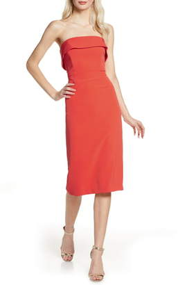 Bardot Georgia Strapless Dress