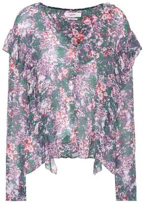 Etoile Isabel Marant Isabel Marant, Étoile Jelby printed blouse