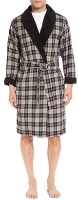 Men's Ugg 'Kalib' Cotton Robe $165 thestylecure.com