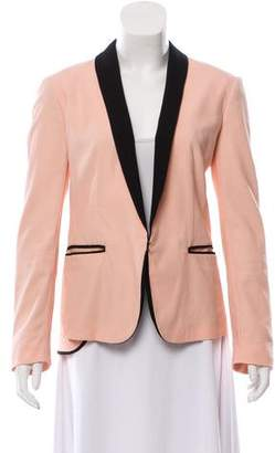 Rag & Bone Structured Woven Blazer