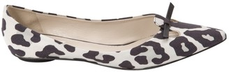 Marc Jacobs Cloth Ballet Flats