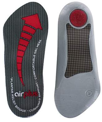Equipment AirPlus Plantar Fasciitis Orthotic Shoe Insole for Extra Cushioning and Pain Relief