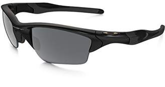 Oakley Men's Non-Polarized Half Jacket 2.0 Oval Sunglasses