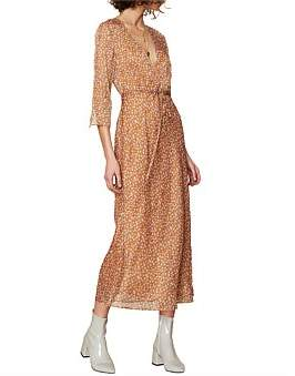 The East Order Billie Midi Dress