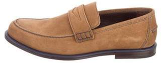 Jimmy Choo Darblay Suede Loafers w/ Tags