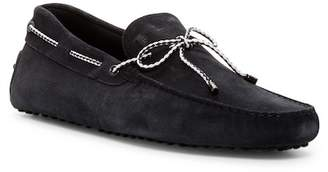 Tod's Tie Slip-On Loafer $495 thestylecure.com