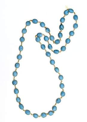Accessory Concierge Turquoise Stone Necklace