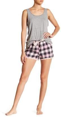 U.S. Polo Assn. Plaid Flannel Shorts