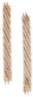 Rosantica Volutta Goldtone Drop Earrings